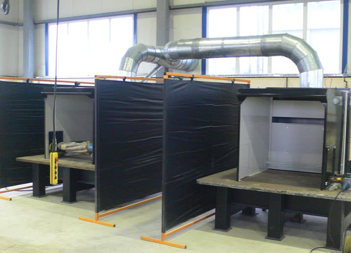 Carbide Dust Extraction Dust Extraction Installation