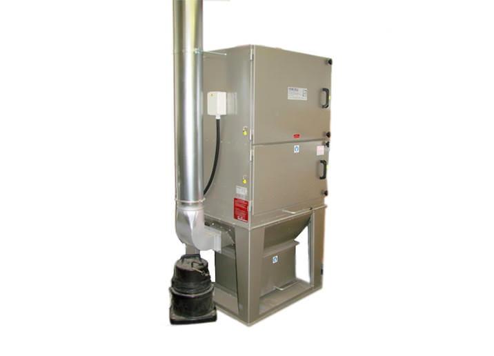 Coarse Dust Filter Units