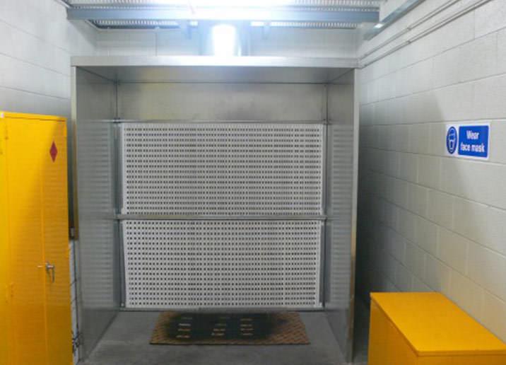Dry Back Spray Booths Paint Spray Booths Spray Booths