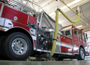 Emergency Vehicle Exhaust Extraction image