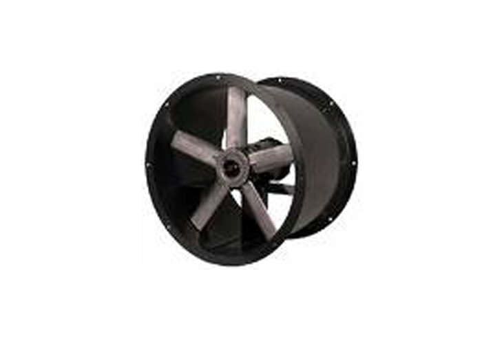 Axial Fan Systems : Axial extraction fans vehicle exhaust fume extractor