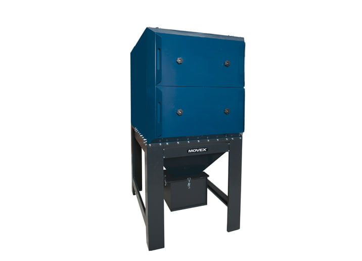 Dust Cartridge Filter Units