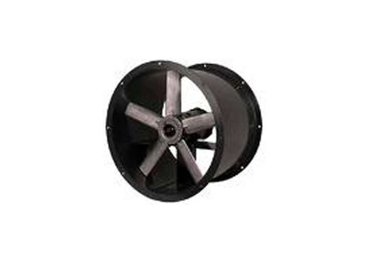 Axial Dust Extraction Fans