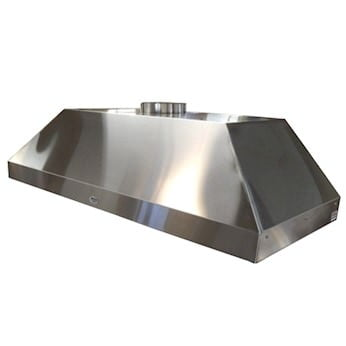 Fume Extraction Canopy Capture Hood Fume Canopy Bespoke Canopies