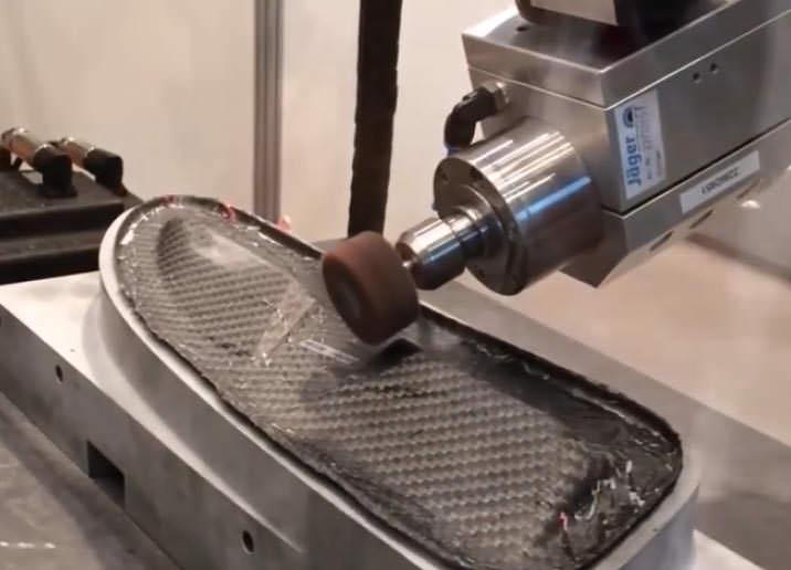 Composite Machining