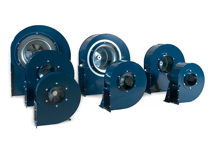 Dust Extraction Centrifugal Fans