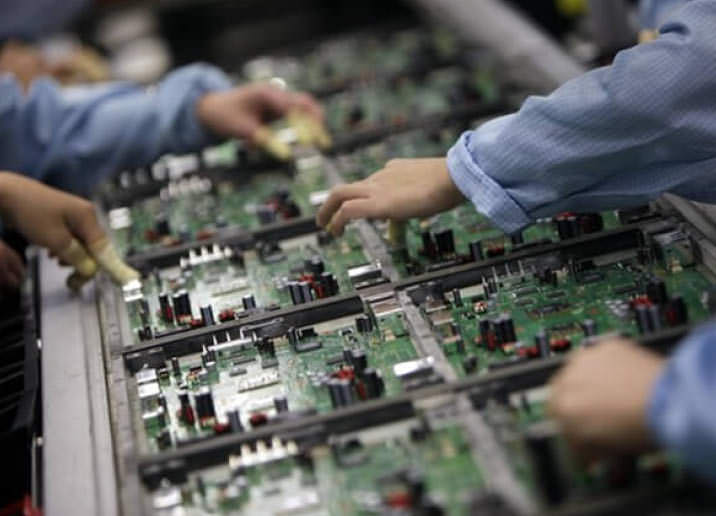 Electrical Component Manufacturing