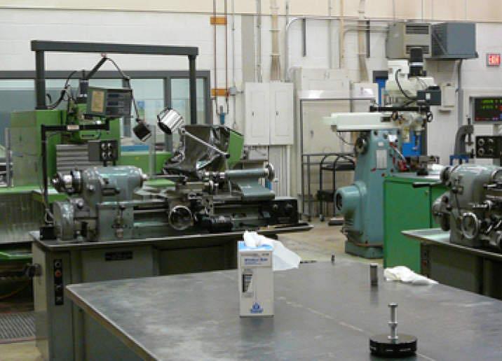 Engineering Machine Shops