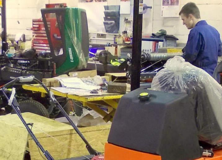 Maintenance & Groundcare Workshops