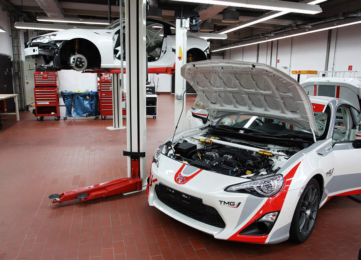Motorsport Manufacturers