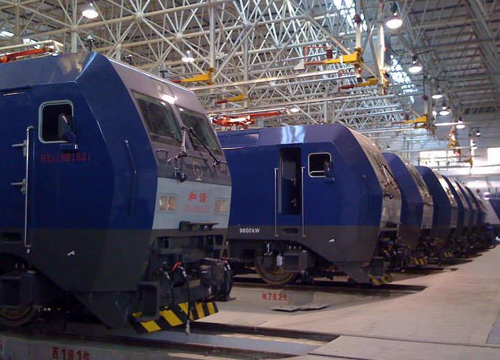 Railway Manufacturing