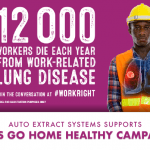 Auto Extract Systems Supports HSE's Go Home Healthy Campaign