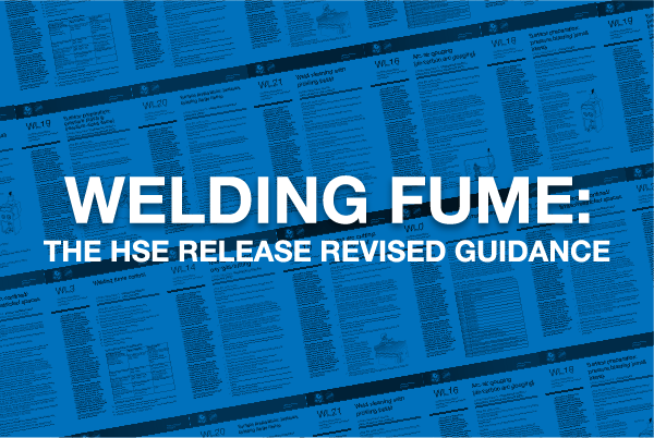 Welding Fume - The HSE Release New Guidance