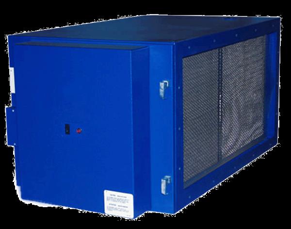 electrostatic-filter-units