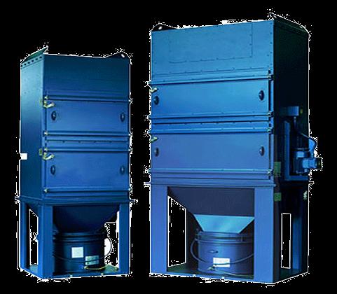 Fine Dust Filter Units
