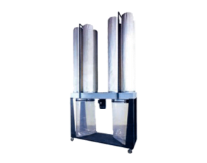 open-bag-filter-units