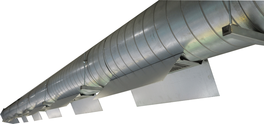 Wrap Around General Ventilation Systems